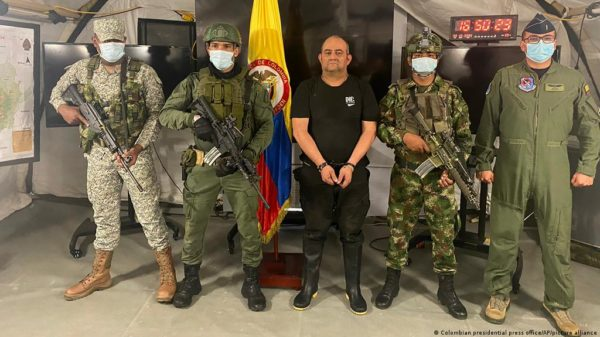 Colombia's Notorious Drug Leader